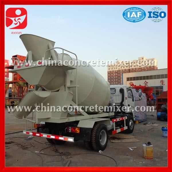 Professional design concrete mixer truck for sale