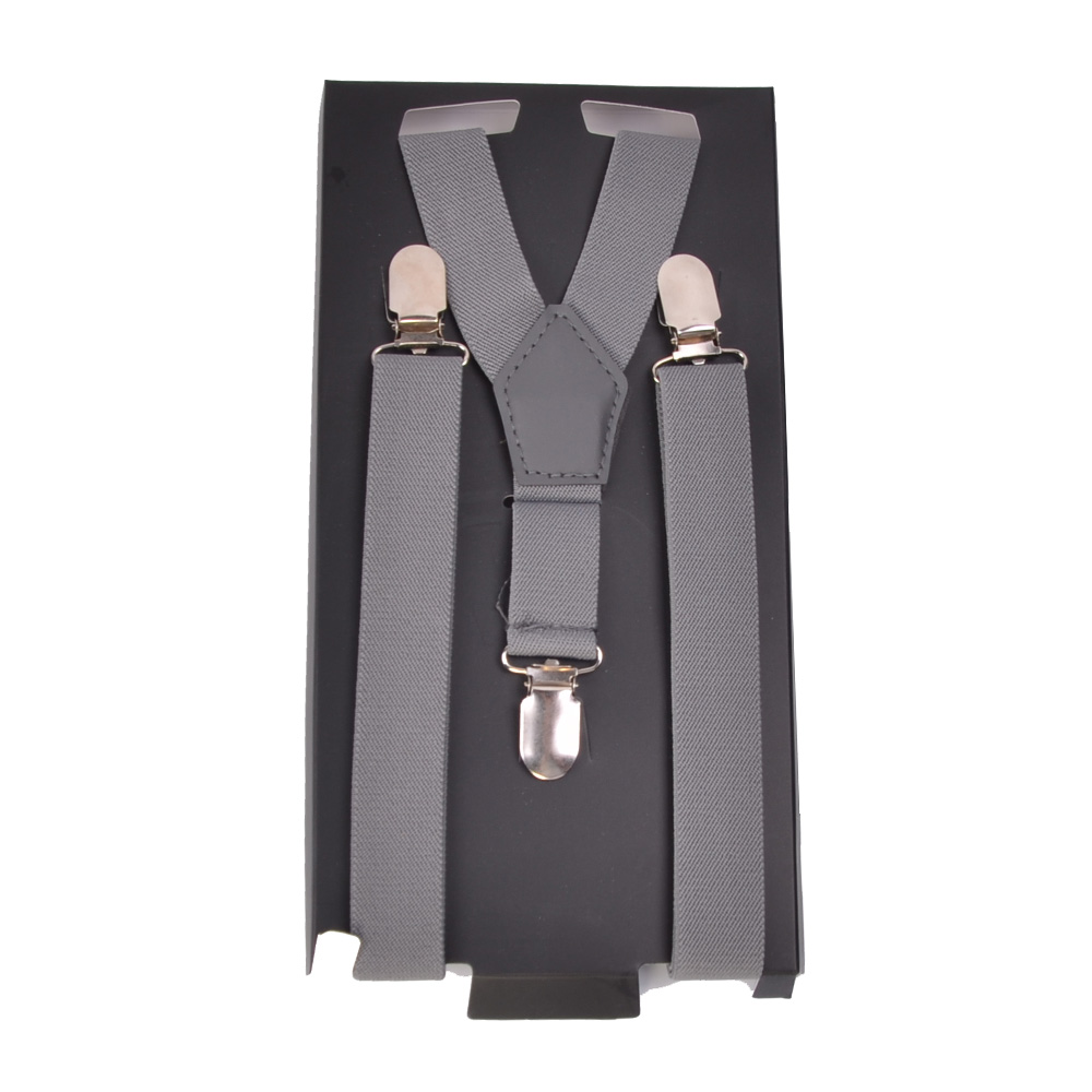 Fashion high quality adults men suspenders