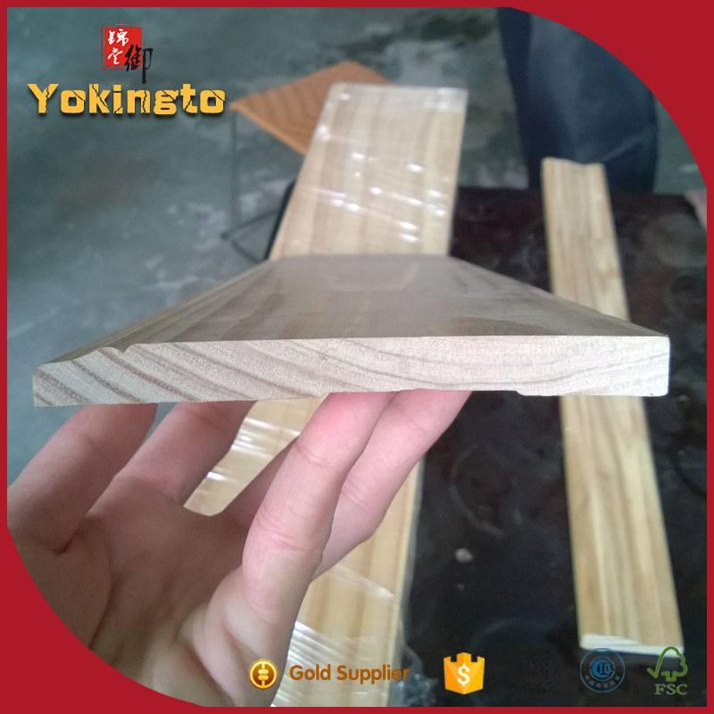 Radiate pine timber wood mouldings