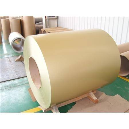 Color Coated Steel Coil/PPGI