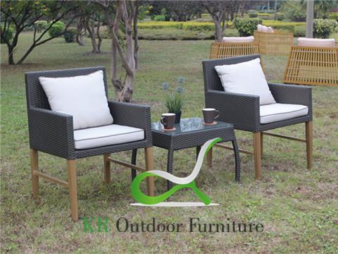 Balcony Furniture Set Outdoor Wicker Furniture