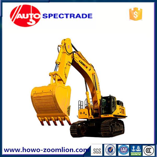 71 ton excavator China Lishide SC760.8