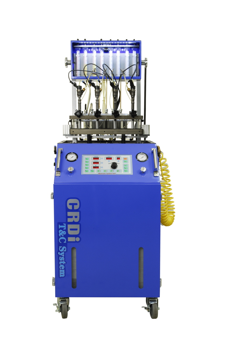 CRDi injector tester & cleaner