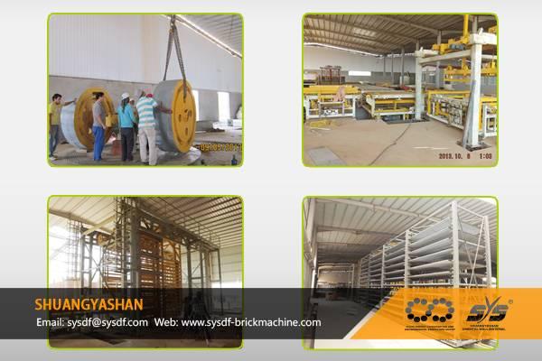 Brick Production Line for Saudi Arabia