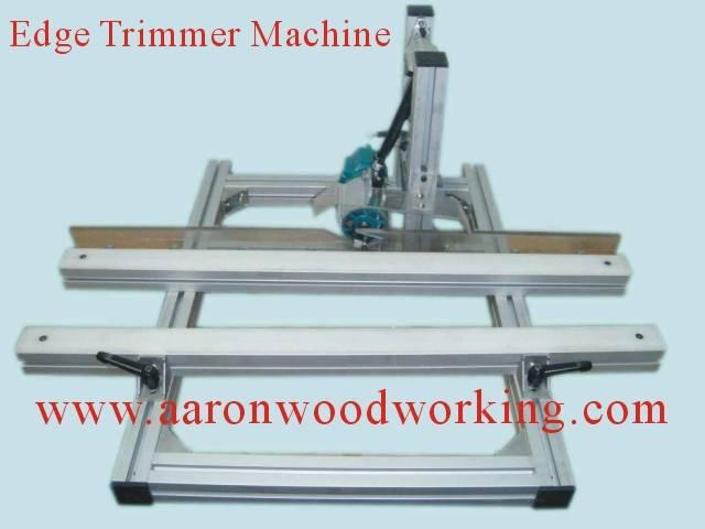 Edge trimmerer machine