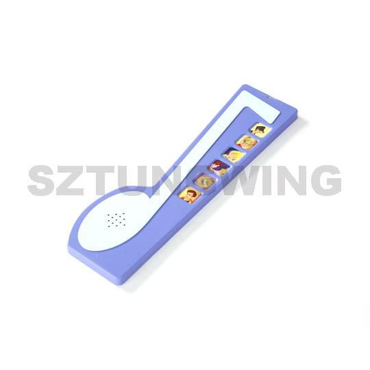 Note Shape Sound Pad/Module