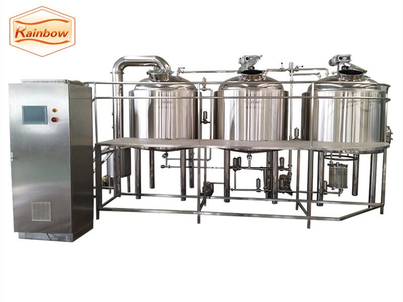 turnkey beer brewery equipment