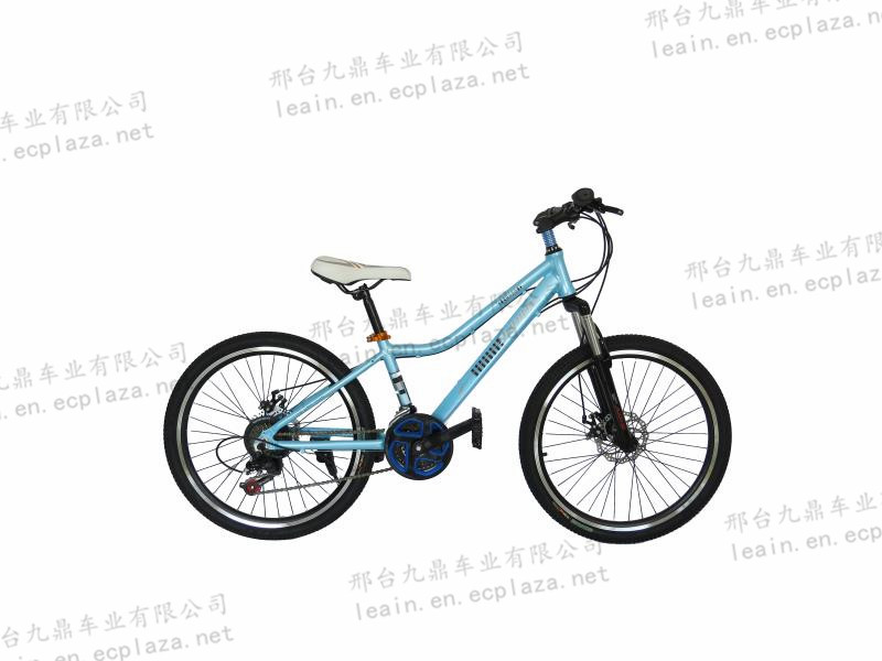 "24"" alloy frame MTB kids bike/disc brake,suspension fork,children bike/beautiful bicycle-jd37"