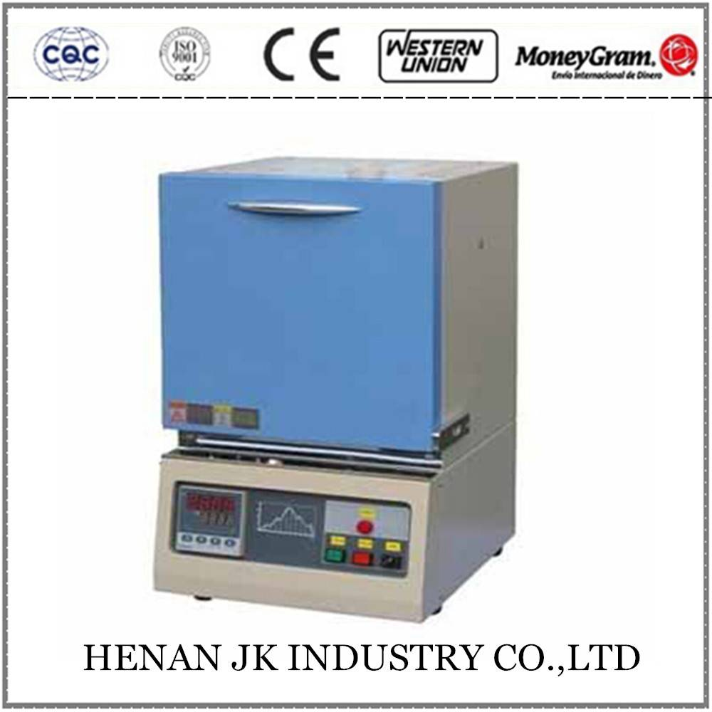 JK-1200 Electric mini muffle furnace