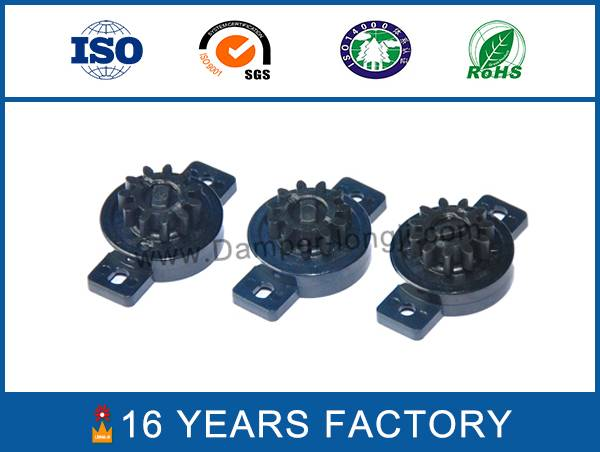 silicone soft rotary damper