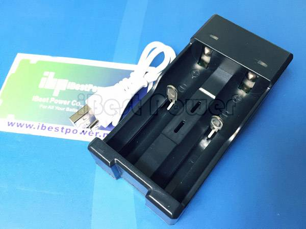 Inexpensive Rechargeable Battery Charger for Lithium batteries