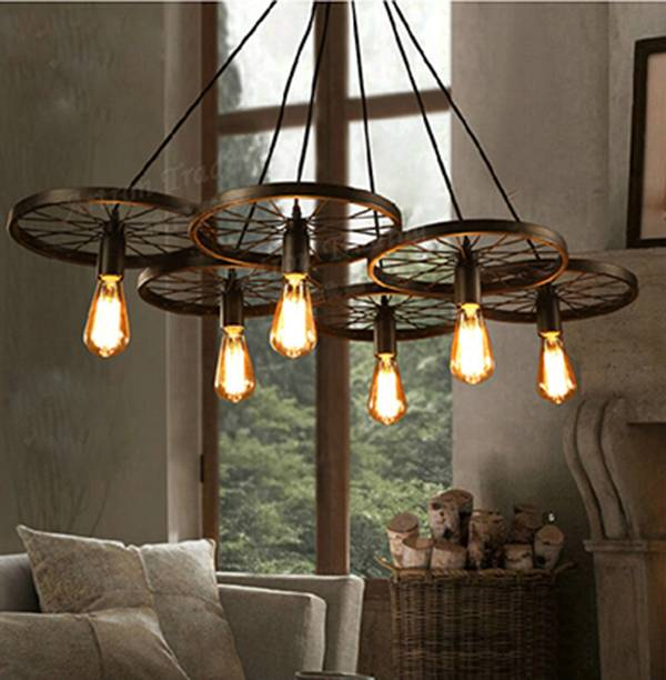 Industrial style pendant lighting 2015 pop candle hemp rope chandelier