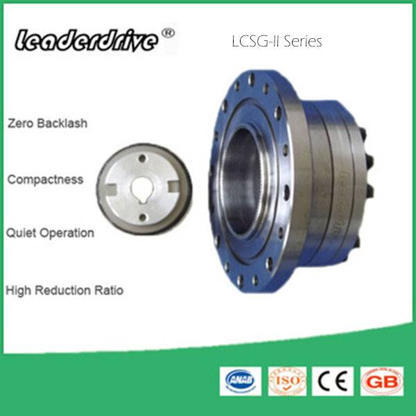 LCSG-II Series Harmonic Gear Drive Speed Reducer for metal working machine