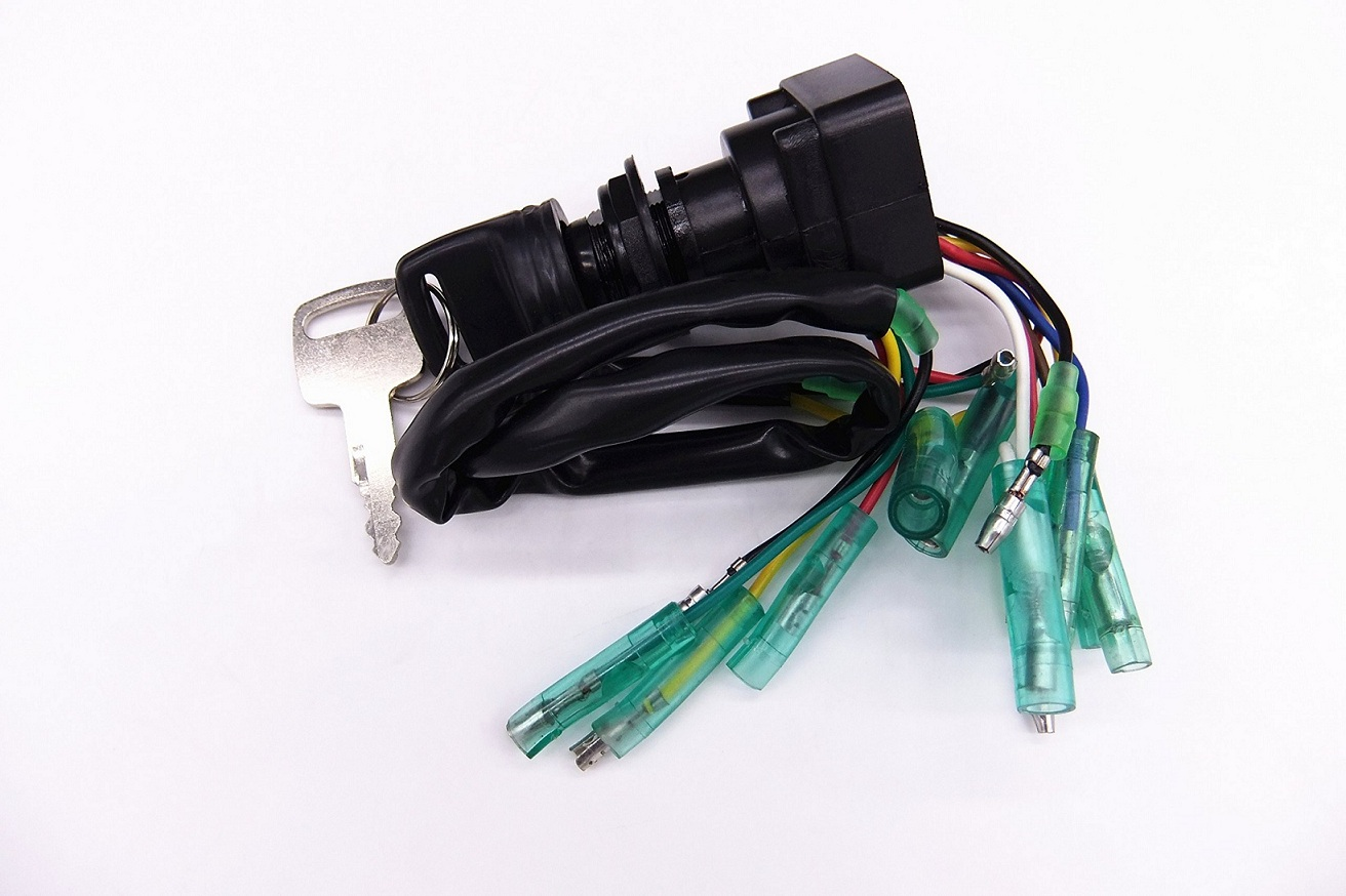Ignition Switch for Yamaha Outboard Remote Control Box