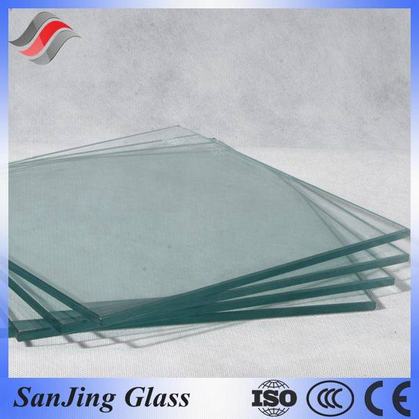 Tempered Glass use for the curtain wall /skylight/ dome/hand rail