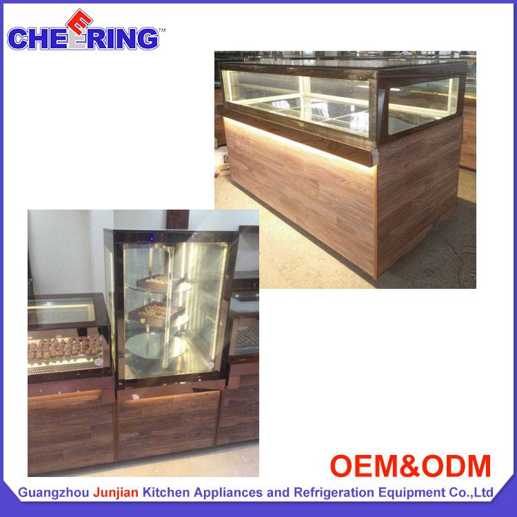 Chocolate Refrigerated Showcase
