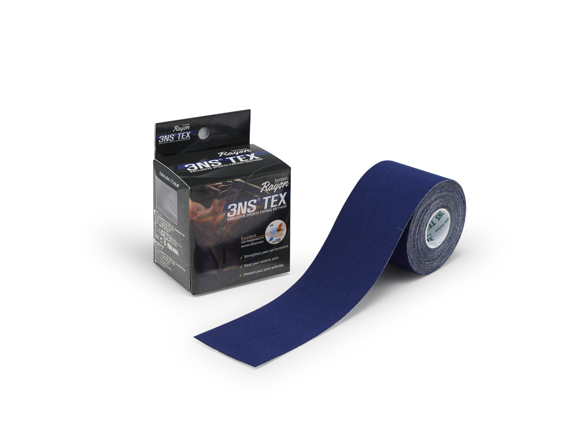 3NS Synthetic Kinesiology Sports Tape