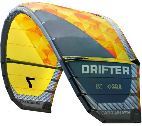 Cabrinha Drifter 2015 Water Relaunchable SLE Kite