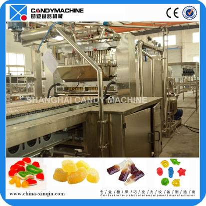 HIgh quality jelly candy machine maker