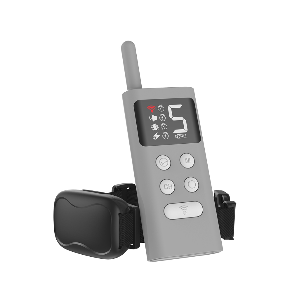 High Quality Train Up To 4 Dogs Shock Remote Dog Training Collar with Remote