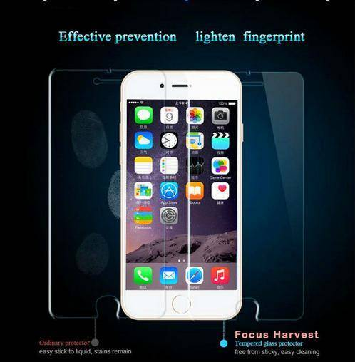 Tempered Glass Screen Protector for IPHONE 6S/6S Plus phone screen protectors for a htc 8x