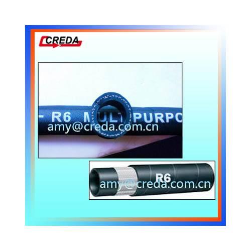 SAE100 R6 Hydraulic Rubber Hose