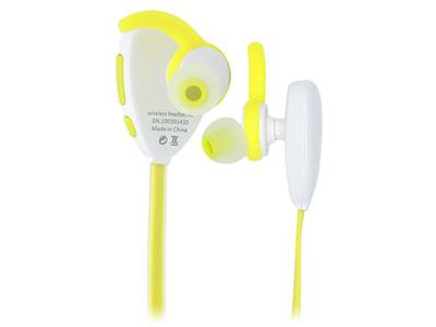 Bluetooth 4.1 Wireless In-Ear Sweatproof sport Headset for Cellphone