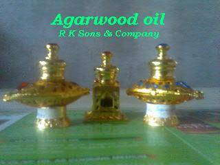 100% Pure & Wild Agarwood oil