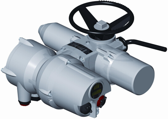 70AI/MOTF50/s3.84 part-turn intelligent electric actuator