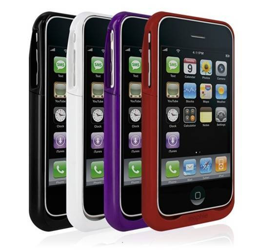 iPhone external portable rechargeable backup battery pack