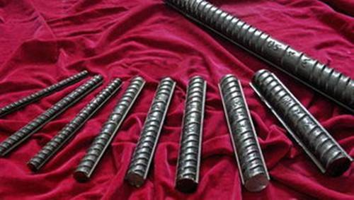 32mm Planished steel rebars