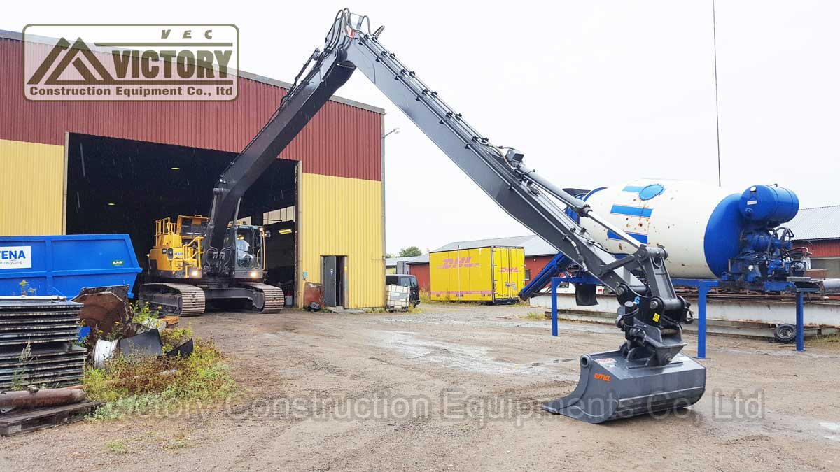 Long Reach Front for Volvo Excavator