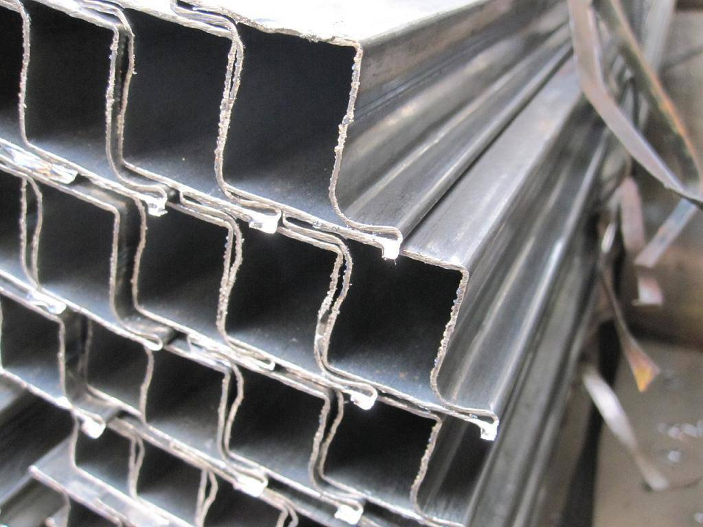 LTZ steel pipes
