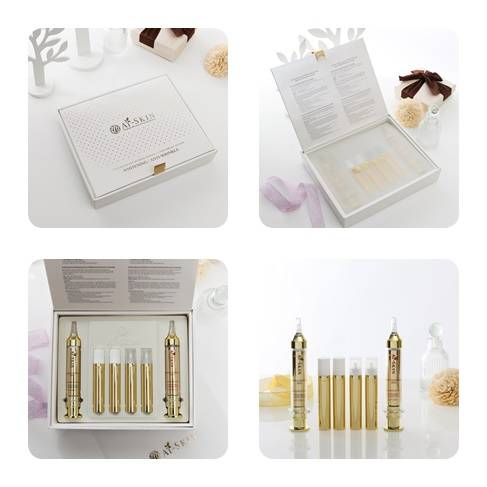 2016 Korean Cosmetic Baresio - Ai-SKIN Peptide Miracle Firming System