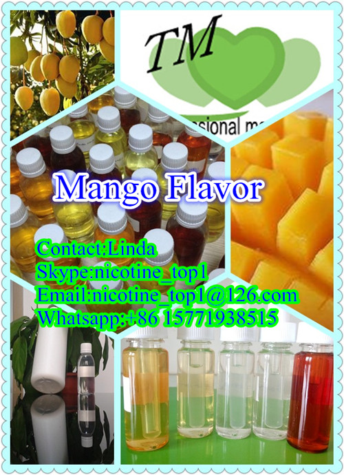 Usp grade 99.95% pure nicotine and flavors for E-juice to vape
