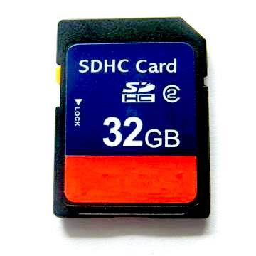 4GB Memory SD Card