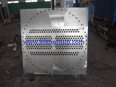 Stainless Steel Baffle