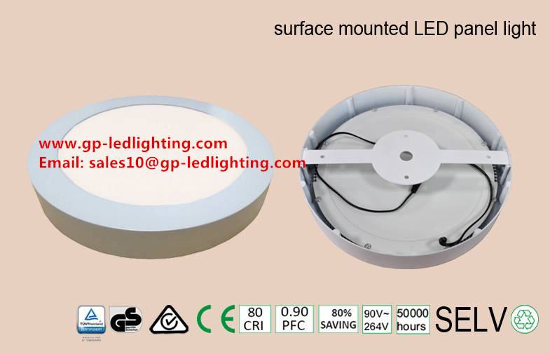 Factory directly high quality led panel light