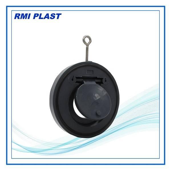 PVC,CPVC, PVDF,PPH wafer check valve