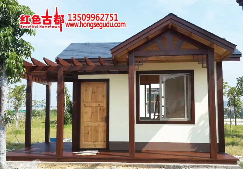 Supply Beautiful cheap wooden house bungalow