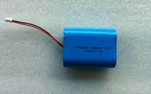 6.4V  3Ah lifepo4 battery