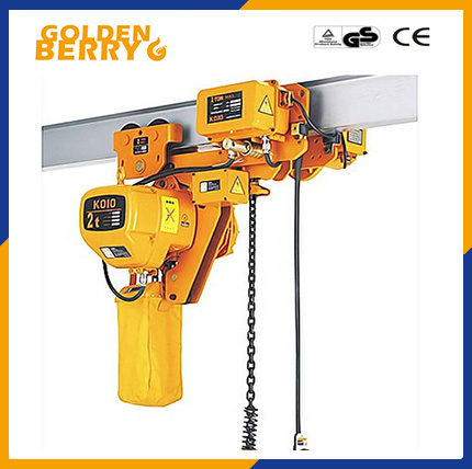 HKD ring chain electric hoist