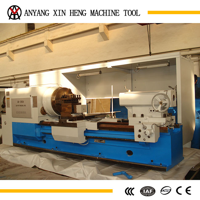 Hot selling cnc pipe threading lathe price