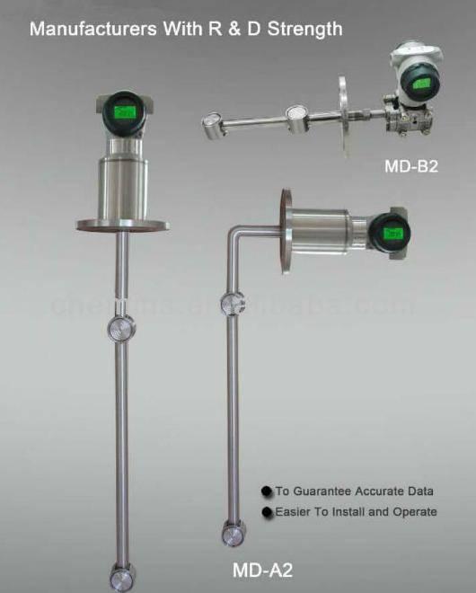 Smart MD-3051 online density meter