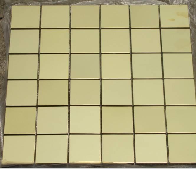 stainless seel tile,metallic mosaic,yixing mosaic,wall paper,Foshan mosaic tile,construction materia