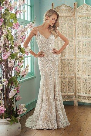 2017 Latest Design Gorgeous Bridal Dress Silky Jersey
