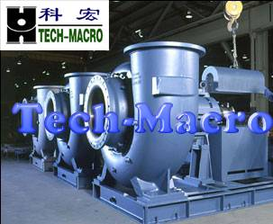 Series KWP Non-clogging Centrifugal Pump for Sugar Juice