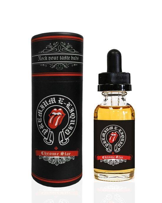 30ml Glass Top Brand E Liquid / E-Liquid /  Atomized Liquid in Cigarette