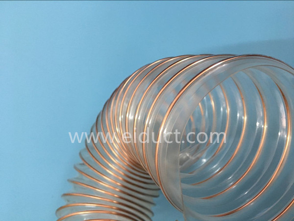 PU Woodworking Ventilation Hose