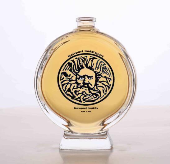 perfume bottle, 50ml, Square shape